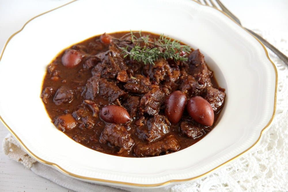 french beef stew Red Wine Beef Stew